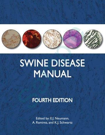 swine disease manual 4th edition pdf